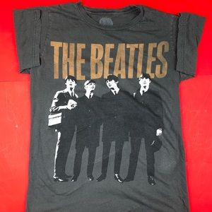 The Beatles T Shirt Adult Small